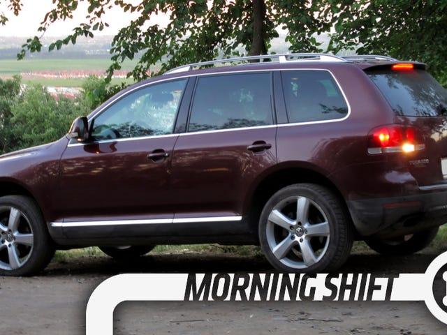 Volkswagen kan behöva köpa tillbaka de 3,0-liters Diesels