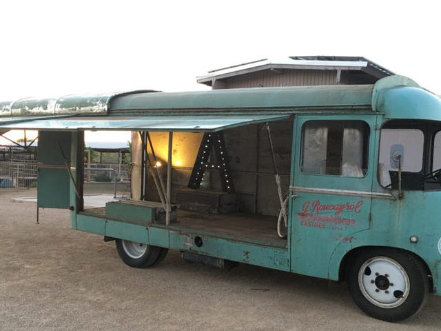 This French Van From the 1950s is the Mobile Storefront Every Small Business Needs Today