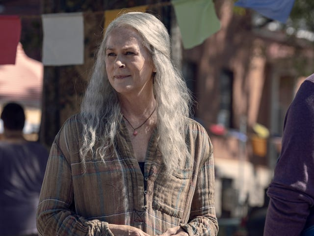 The Walking Dead's Carol Rises to an Entirely New Level of Badassery