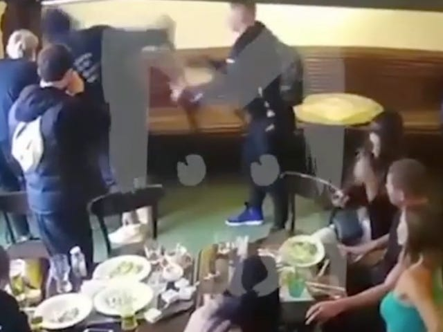 Two Russian National Team Players In Trouble For Racist Chair Attack On Government Official