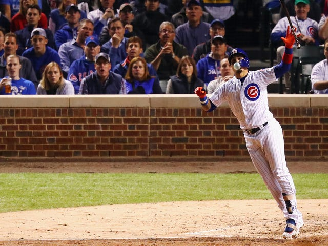 The Cubs Live Another Day