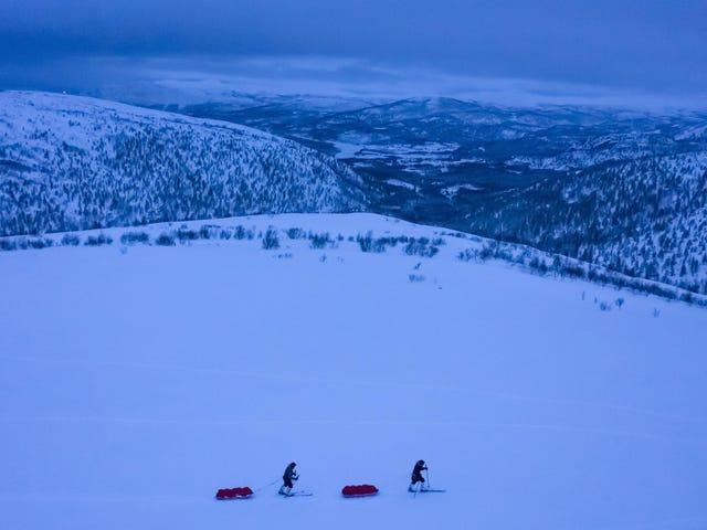 NASA-forskere har funnet millioner av arktiske metan-hotspots