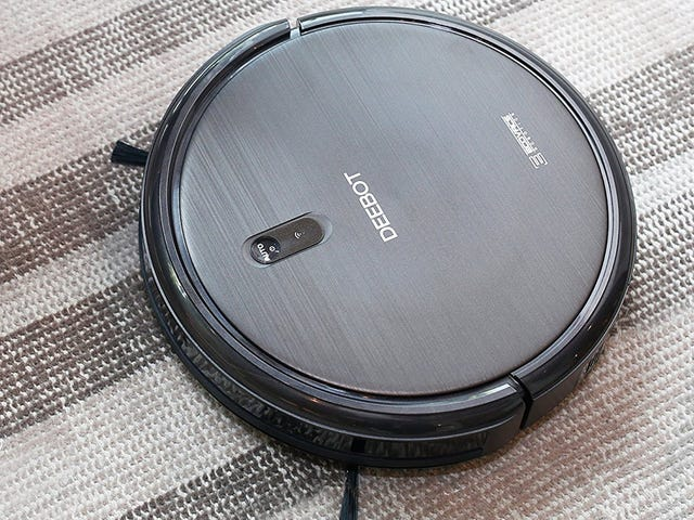 Outsource Vacuuming To This $160, App-Connected Robot