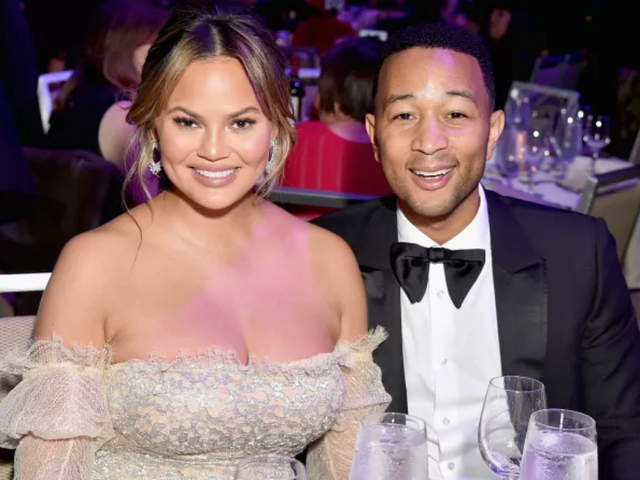 In an Abstract Sense, Chrissy Teigen Loves That People Want to Have a Threesome With Her and John Legend