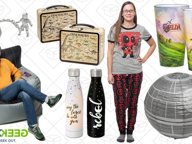 ThinkGeek's Back-To-School Sale Is Over 150 Items Strong