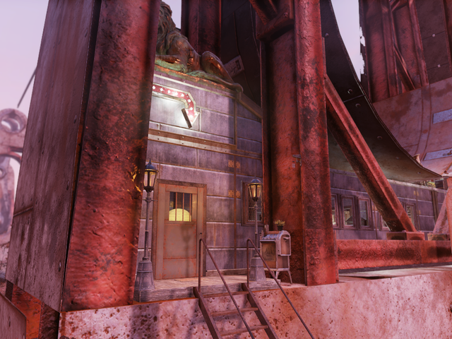 Possibly The Best Player Camp In All Of <i>Fallout 76</i>