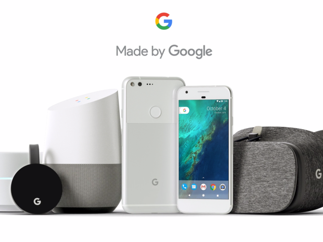 What to Expect From Google's October Event