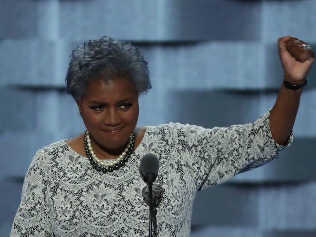 The Curious Case of Donna Brazile and Liberal Refusal to Admit So-Called Democracy Is Rigged