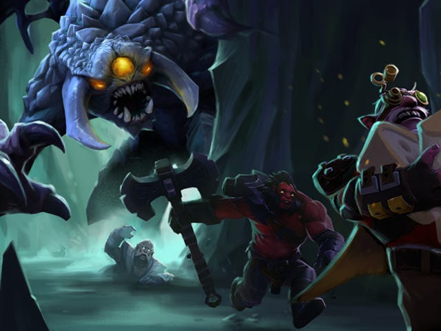 Sudden Dota 2 Update Wreaks Havoc On Qualifier Tournament