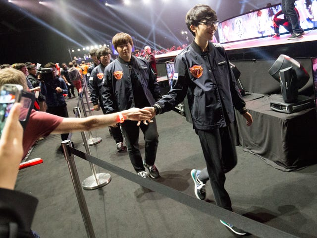 Korea's Top League Of Legends Teams Are Getting Some Big Roster Changes