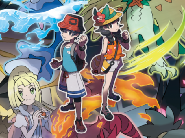 The First Pokémon Ultra Sun and Ultra Moon Global Mission Was A Failure