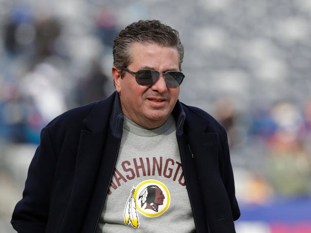 Reports: Dan Snyder Is Conspiring With Congressional Republicans And The White House To Screw D.C. Residents