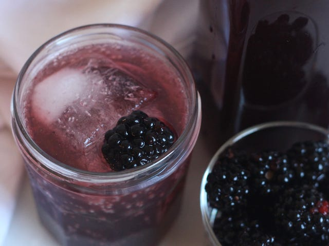 How to Drink Your Way Through Your Summer Berry Haul