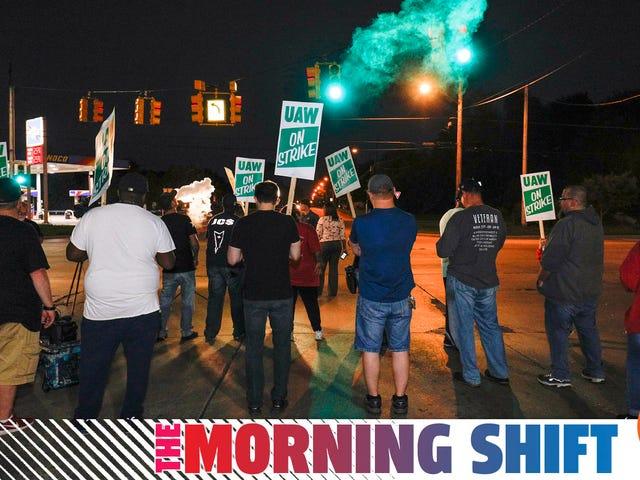 Les travailleurs de General Motors en grève: tout ce que vous devez savoir
