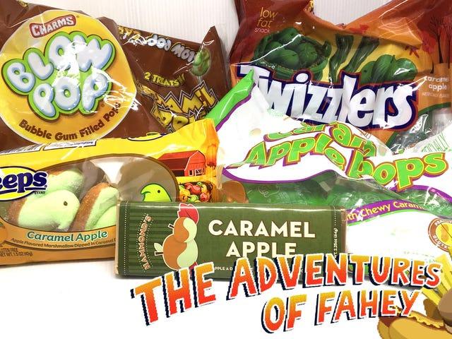 Der Snacktaku Karamell Apfel Halloween Spooktacular