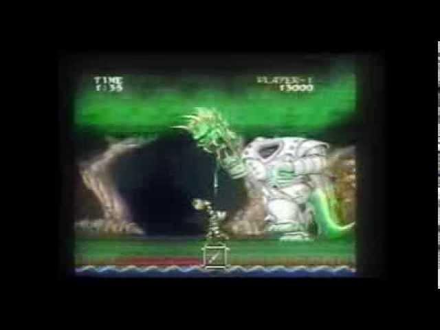 Late TAY Retro: PC Engine SuperGrafx |  Daimakaimura [Ghouls 'n Ghosts] |  Fernsehwerbung (JP)