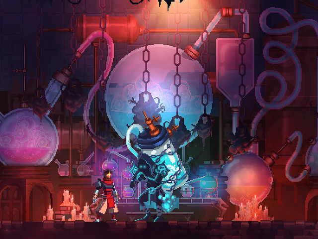 Beating Dead Cells Fast Is Mostly About Running Away