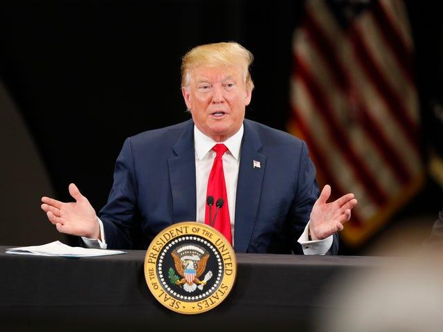 Tu as peur?  Le tweet rapide et furieux de Trump alors que la sonde russe expurgée sera publié jeudi