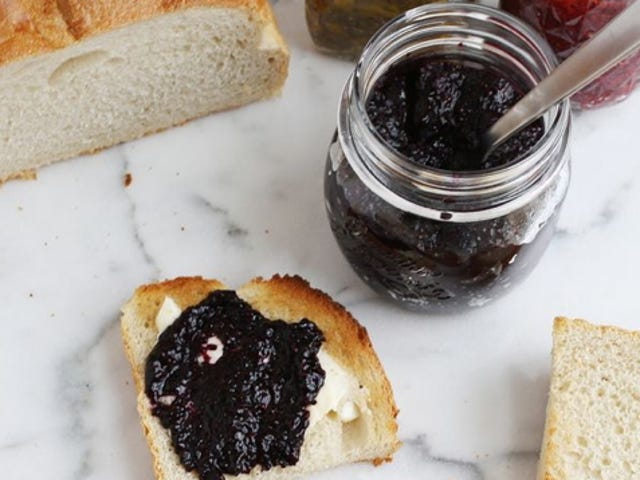 Make a Quick Jam With Chia Seed Gel