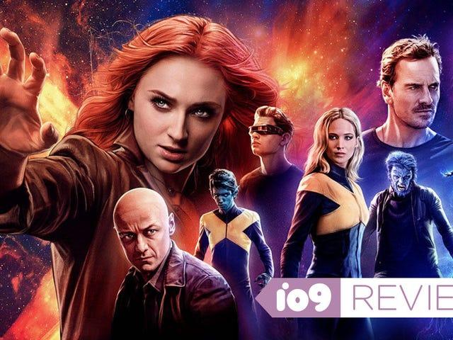 <i>Dark Phoenix</i> er en bittersød farvel til Fox&#39;s X-Men