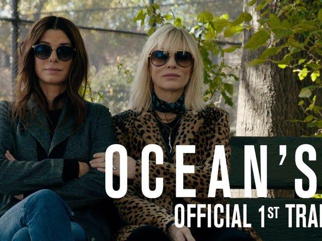 <i>Ocean's 8</i> Looks Good As Hell