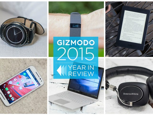 The 20 Best Gadgets of 2015