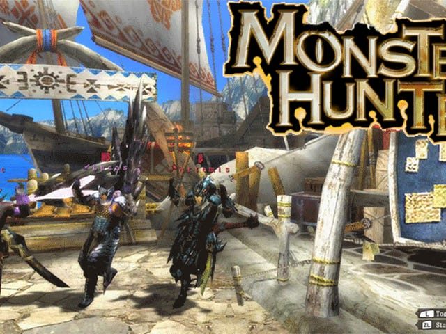 Monster Hunter Is About  So Much More Than Just Hunting Monsters