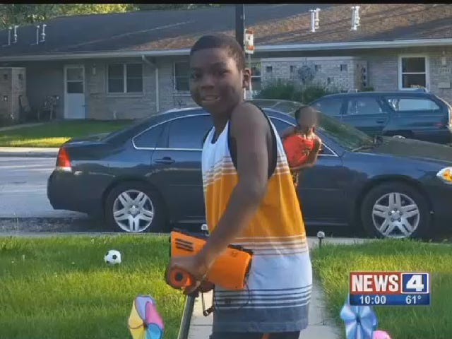 Drivers in East St. Louis Ignored Little Boy As He Lay Dying Following Hit-and-Run