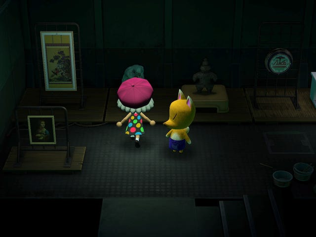 How To (Hopefully) Not Get Scammed By Animal Crossing: New Horizons' Sketchy Art Dealer