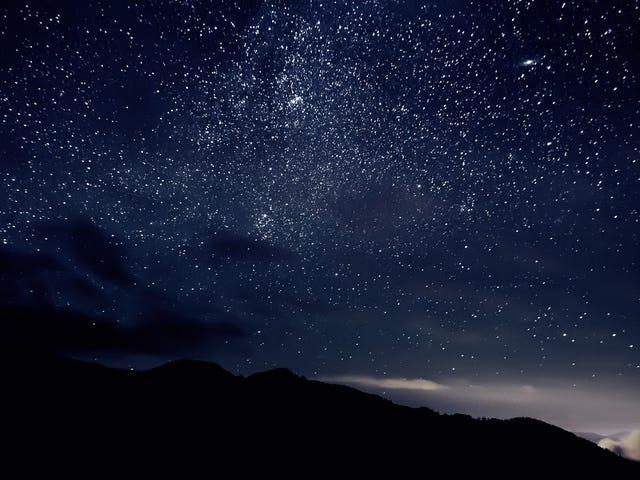 Ilagay ang Mga 2020 Meteor Showers sa Iyong Kalendaryo