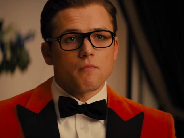 The First Trailer for Kingsman: The Golden Circle Is More Fun Than a Spy Should Have