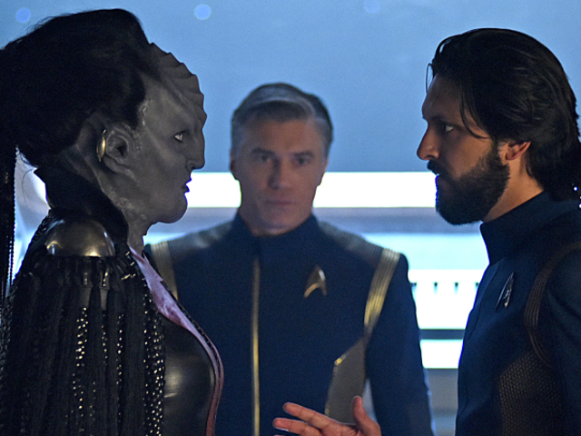 On <i>Star Trek: Discovery</i>, Fate Is What You Make of It—As Long as You&#39;re a New Character