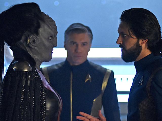 Trong Star Trek: Discovery , Fate là những gì bạn tạo ra từ nó miễn là bạn là một nhân vật mới