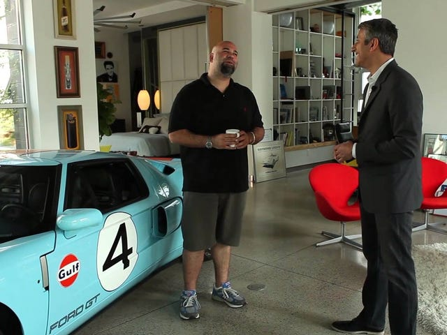 DRIVE talks Ford GT with Chief Engineer