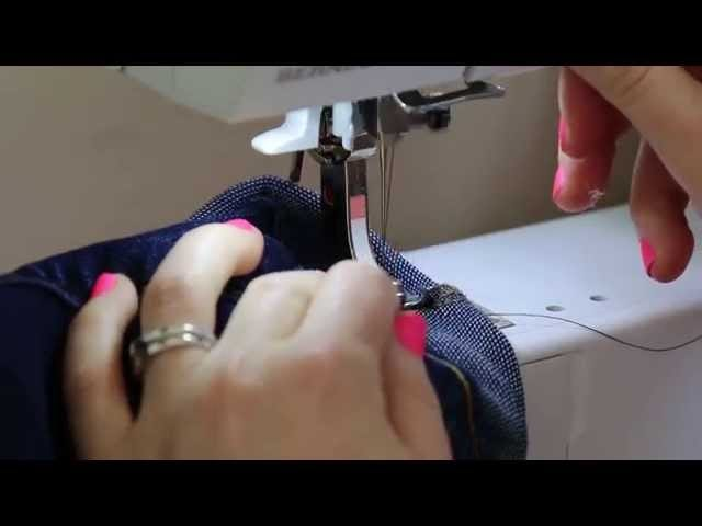 This Video Shows How to Hem Your Jeans in About 15 Minutes