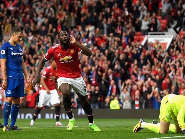 Manchester United wil geen fans die racistische liedjes zingen over Dick van Romelu Lukaku
