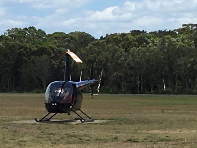 """La compañía del helicóptero udnyttes til at omfatte en 1,000-dolle del af udbyderen: """"han er en suveræn virksomhed"""""""