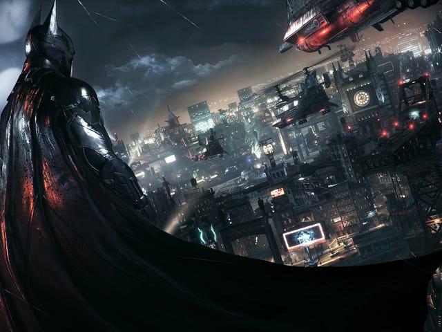 Comment l'histoire de Batman Arkham Knight gaspille son monde ouvert