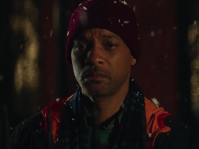 In Collateral Beauty, Will Smith Is Either Visited by Gods or Has Terrible Friends