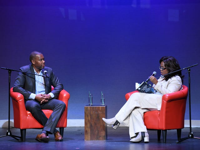 The Water Dancer: Ta-Nehisi Coates a rejoint Oprah en conversation à l'Apollo - et nous y étions