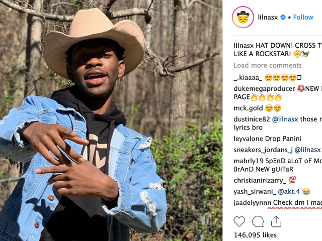 You Can't Tell Lil Nas X Nothing, Because He Just Beat Drake's Streaming Record