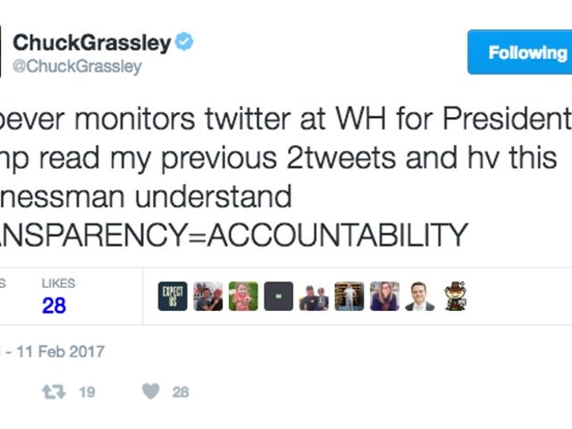 These Pathetic Tweets Are Just How Our Government Works Now