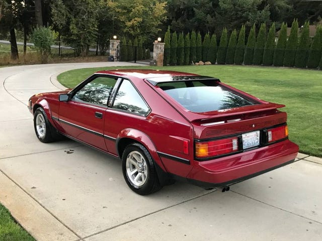 At $19,000, Could This Amazingly Low Mileage 1985 Toyota Celica Supra Make The Grade?
