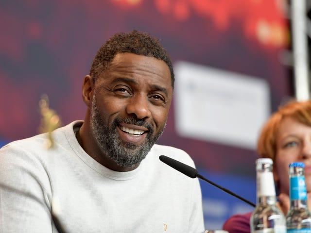 Meeeooow: Idris Elba to Join Film Adaptation of Cats