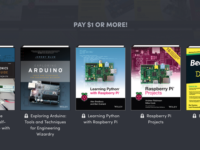 Do More With Your Raspberry Pi With Humble's Latest Ebook Bundle
