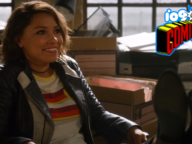 Barry and Iris Meet Their Future Daughter in the Trailer for The FlashSeason 5