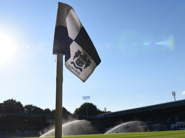Bury Are The Latest English Club To Flirt With Financial Disaster