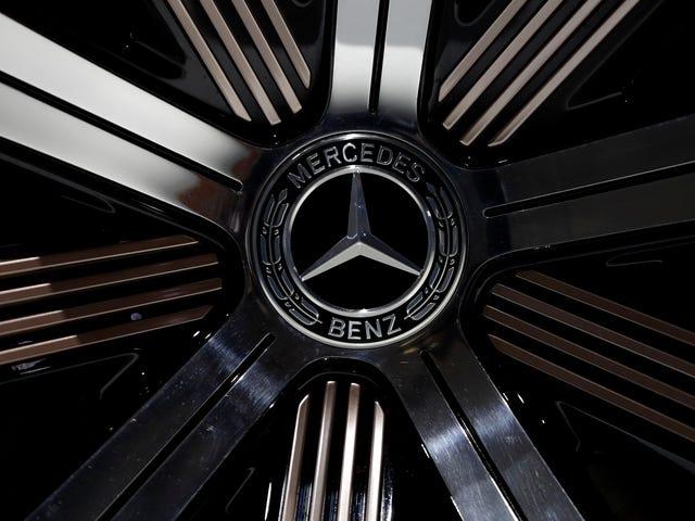 Mercedes-Benz Owner Daimler AG May Have Rigged Emissions Tests