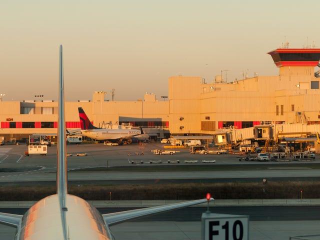 Atlantas lufthavn vil ydmyge dig