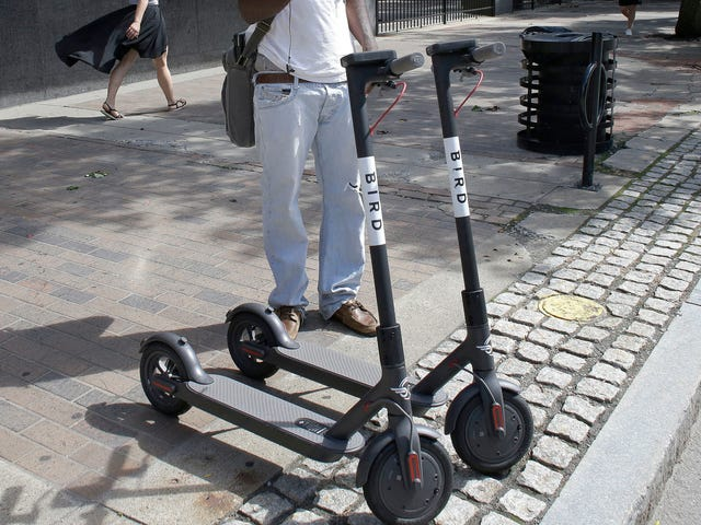 Bird Issues 'Chilling' Legal Threat After Boing Boing Publishes Blog on E-Scooter Hack